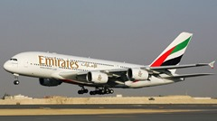 Emirates Airlines most comfortable airline