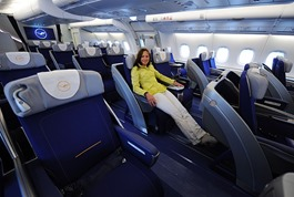 Most Comfortable Airlines In 2014