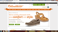 Onlineshoes website to buy foot wear on