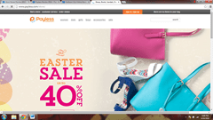 Payless website to buy foot wear on