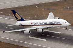 Singapore Airlines most comfortable airline