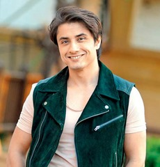 Ali Zafar Pakistani celebrity who chose business abroad