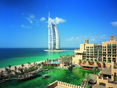 Dubai amazing city to have vacations