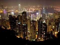 Hong Kong richest country