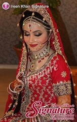 Irene popular salon for brides in Pakistan