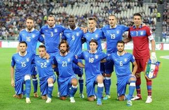 Italy FIFA 2014