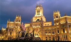 Madrid city to spend vacations on