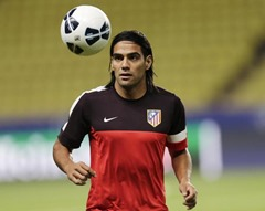 Radamel Falcao richest FIFA star