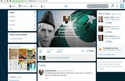 Junaid Jamshed famous Pakistani social media icon