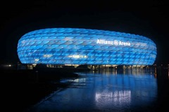 Allianz Stadium (Germany) amazing football stadium
