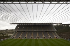 Braga Municipal Stadium (Portugal) amazing football stadium