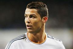 Cristiano Ronaldo popular social media footballer