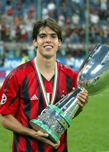 Cup Nobilities facts about Kaka