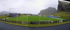 Hasteinsvollur (Iceland) amazing football stadium