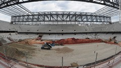 New Stadium Concernss reason why Brazil shouldn't host FIFA 2022