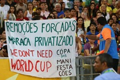 Safety Issuess reason why Brazil shouldn't host FIFA 2022
