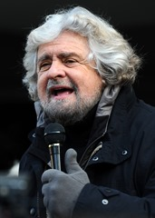 Beppe Grillo Bloggers Who Brought Revolution