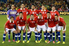 Chile Prominent Country That Can Win FIFA 2014
