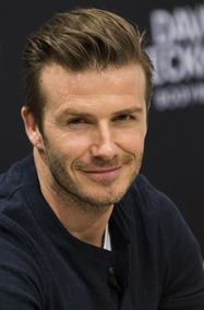 David Beckham Footballers Who Own a Side Business
