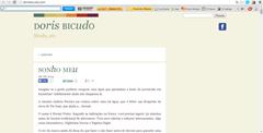 Doris Bicudo Most Prominent Blogs in Brazil In 2014