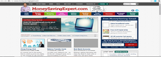 Moneysavingexpert.com Most Popular Earning Blogs to Learn Online Money Making
