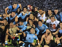 Uruguay Prominent Country That Can Win FIFA 2014