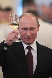 Vladimir Putin Net Worth of Top Ten Most Popular Politicians
