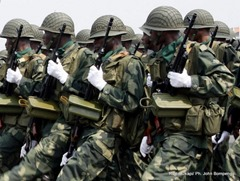 Congo Worst Trained Armies in the World