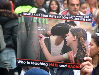 Kids Racism in Israel