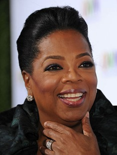 Oprah Winfrey Richest Female Entrepreneurs In 2014