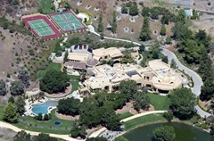 Will Smith Richest Hollywood Actors with Big Houses