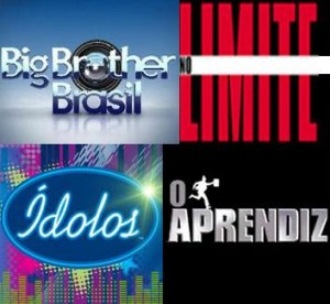 Popular reality shows to watch