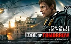 Edge Of Tomorrow  Movies That Have Done The Most Business In 2014