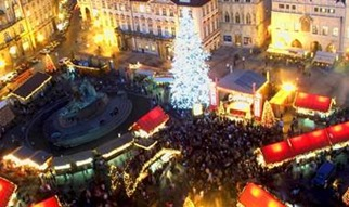 Celebrate Christmas in Prague