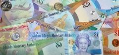 8. cayman island dollar