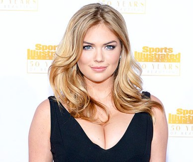 Kate UPton richest model