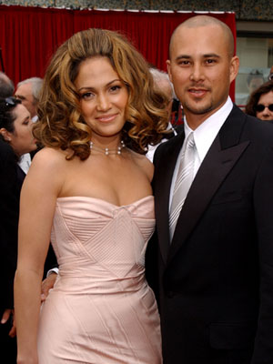 5. jennifer Lopez and Chris Judd