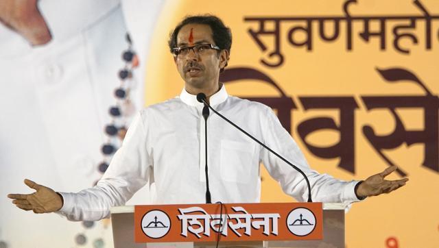 8 Shiv Sena