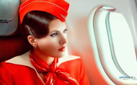 Airline hostesses
