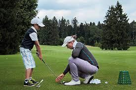 18. Golf coaching
