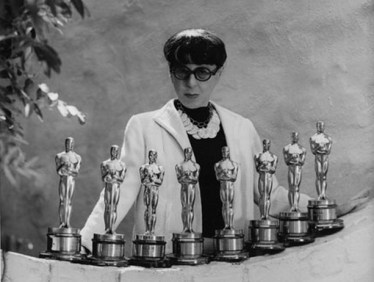 Edith Head Alfred Newman Cedric Gibbons most Oscar Winner