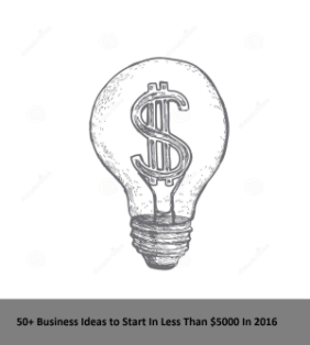 50 businress ideas to start a business in 2016
