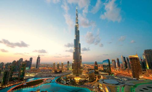 UAE richest cou try