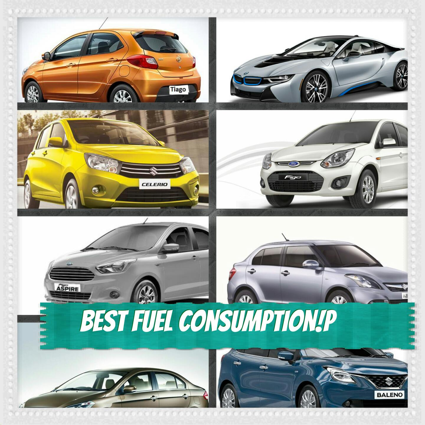 Top 10 Fuel Efficient Cars Used In Pakistan