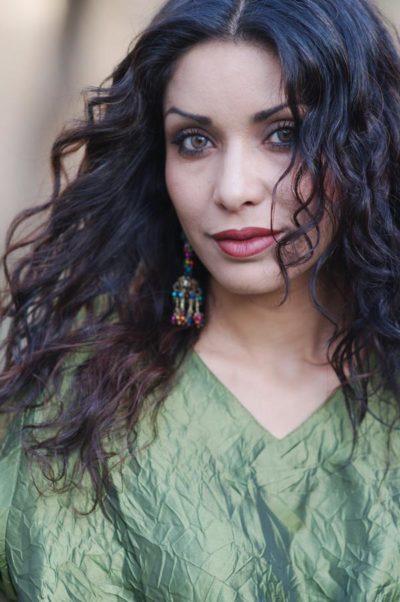 Leena Alam of afghanistan