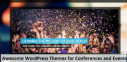 30 Awesome WordPress Themes For Conference And Events 2016