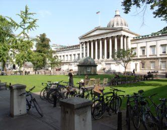 University College London (1827-9), by William Wilkins and J Gandy Deering