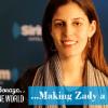 How Soraya Darabi of Iran Made Zady So Successful?