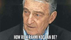 Net worth of rahmi koc