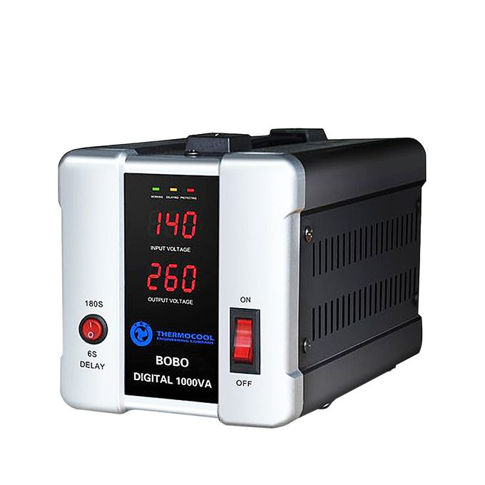 Haier Thermocool TEC Stabilizer Digital 1500VA